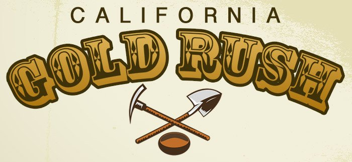 California Gold Rush History